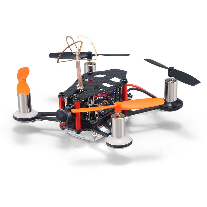 JJRC JJPRO-T1 95mm Micro Brushed FPV Racing Quadcopter Based On Naze32 DSM2 Brush Flight Controller
