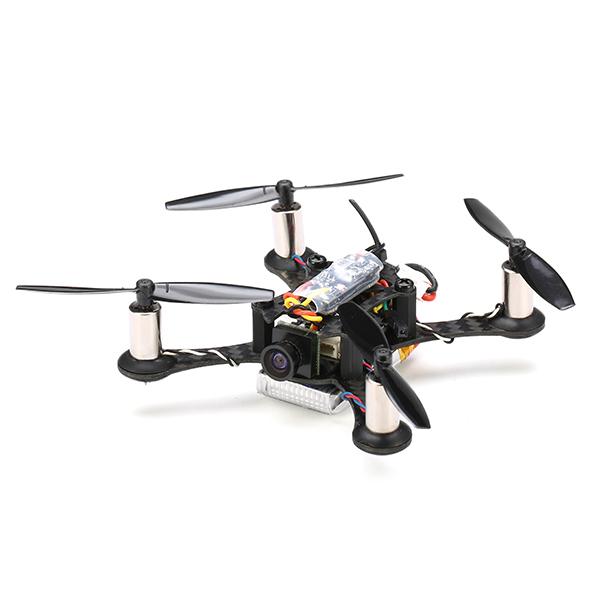 Kingkong Smart100 100mm Futaba SUBS DSM2 Receiver Micro FPV Racing Quadcopter