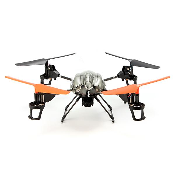 WLtoys V222 Upgraded V959 2.4G 6-Axis 4CH RC Quadcopter With Camera LED Light Mode 2