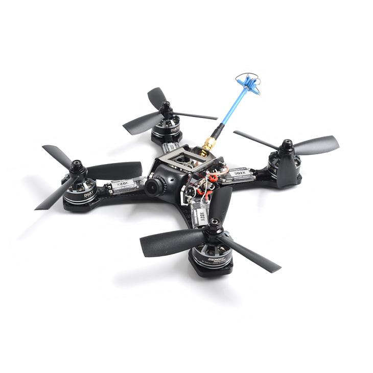 Diatone Crusader GT2 175 FPV Racing Drone /w F3 SP3 48CH VTX 30A BLHeli_S ESC HS1177 600TVL Cam PNP