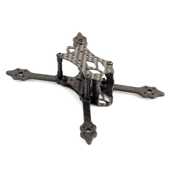 Arrow VX140 140mm Wheelbase 4mm Arm 3K Carbon Fiber FPV Racing Drone ...
