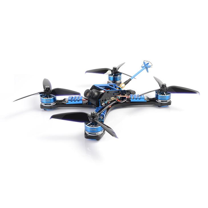 Diatone GT200S Stretch FPV Racing Drone F3 OSD SP2 V2 48CH VTX BLHeli_S  HS1177 600TVL Cam PNP