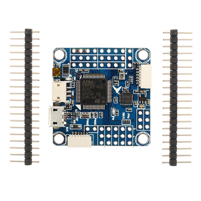 30.5x30.5mm Betaflight Omnibus F4 Pro V3 Flight Controller Built-in OSD Barometer SD Blackbox