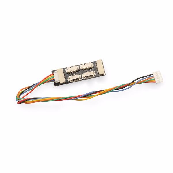 Pixracer I2C IIC Splitter Expansion Board for Pixracer PX4 Flight Controller GPS Module