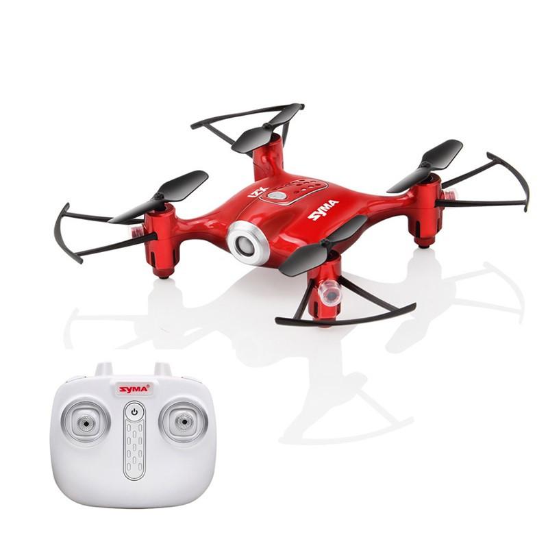 Syma X21 2.4G 4CH 6Aixs Headless Mode Altitude Hold Mode RC Drone Quadcopter RTF