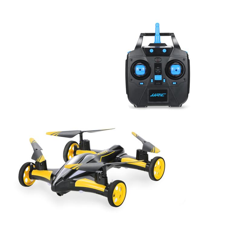 JJRC H23 2.4G 4CH 6Axis 3D Flips Flying Car One Key Return RC Drone Quadcopter RTF