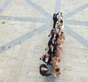 Drone Wedding Photography