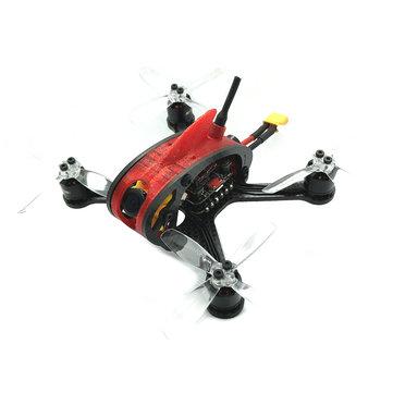 FullSpeed Leader 2.5SE 120mm FPV Racing Drone PNP F3 OSD 28A BLHELI_S 2-4S 600mW Caddx Micro F2