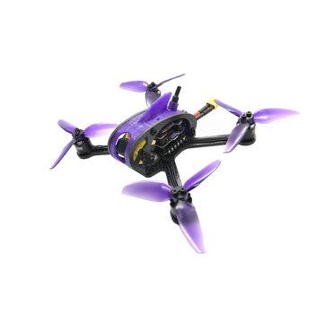 FullSpeed Leader 3SE 130mm FPV Racing Drone PNP F411 28A BLHELI_S 25/100/200/400/600mW VTX