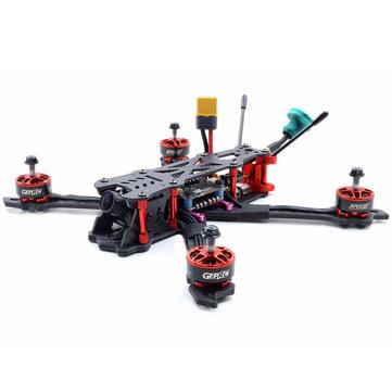 GEPRC Gep-Mark2 230mm FPV Racing Drone PNP/BNF F4 40A BLHeli_S Dshot600 5.8G 25/200/600mW VTX