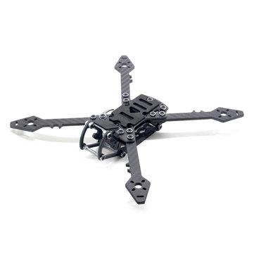 HSKRC Freestyle 250 248mm Carbon Fiber True X RC Drone FPV Racing Frame Kit 118g