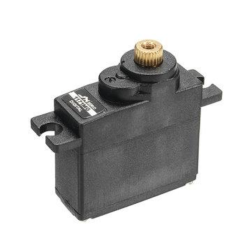 JX PDI-1171MG 17g Metal Gear Core Motor Micro Digital Servo for RC Models
