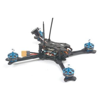 SKYSTARS 2018 TRIXX 221 FPV Racing Drone PNP F4 OSD 25-600MW VTX 40A Blheli_32 (28% OFF Code: 28rc)