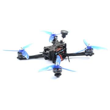 SKYSTARS 2018 Venom217 217mm 5 Inch FPV Racing RC Drone PNP F4 OSD 800MW 40A Blheli_32 1200TVL Cam