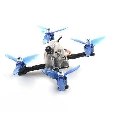 Skystars 2019 GRX130 FPV Racing Drone PNP F4 8K OSD Smartaudio VTX 20A Blheli_S ESC Caddx EOS2 Cam