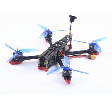 Skystars Star-lord 228 F4 OSD FPV Racing Drone w/ 40A BL_32 ESC 25-800mW VTX 600TVL WDR Camera BNF
