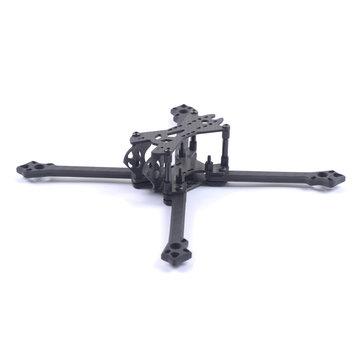 SKYSTARS Venom217 217mm FPV Racing Frame Kit 6mm Arm Carbon Fiber Support RunCam Micro Sparrow 2 Cam