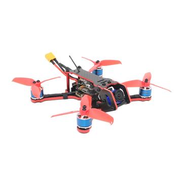 SPC MAKER C120 FPV Racing Drone PNP Omnibus F4 20A Blheli_S ESC Foxeer 1000TVL Cam 5.8G 40CH VTX
