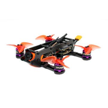 SPC Maker K2 110mm FPV Racing RC Drone PNP BNF Omnibus F4 20A BLHeli_S ESC RunCam Split Mini 2