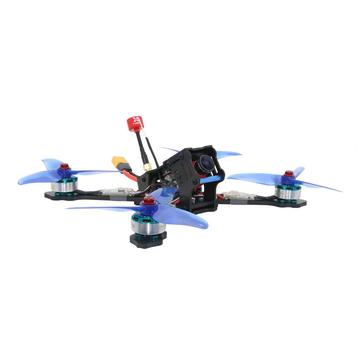SPC MAKER X220 FPV Racing Drone PNP Omnibus F4 30A Blheli_S ESC Foxeer 1000TVL Cam 5.8G 40CH VTX