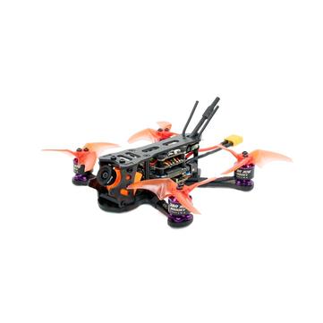 SPCMAKER K25 110mm FPV Racing Drone PNP BNF 5.8G Omnibus F4 20A 2-4S BLheli_S RunCam Split Mini 2