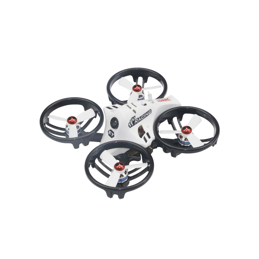KINGKONG/LDARC ET Series ET125 V2 125mm Micro FPV Racing RC Drone 800TVL Cam 16CH 25mW 100mW VTX BNF