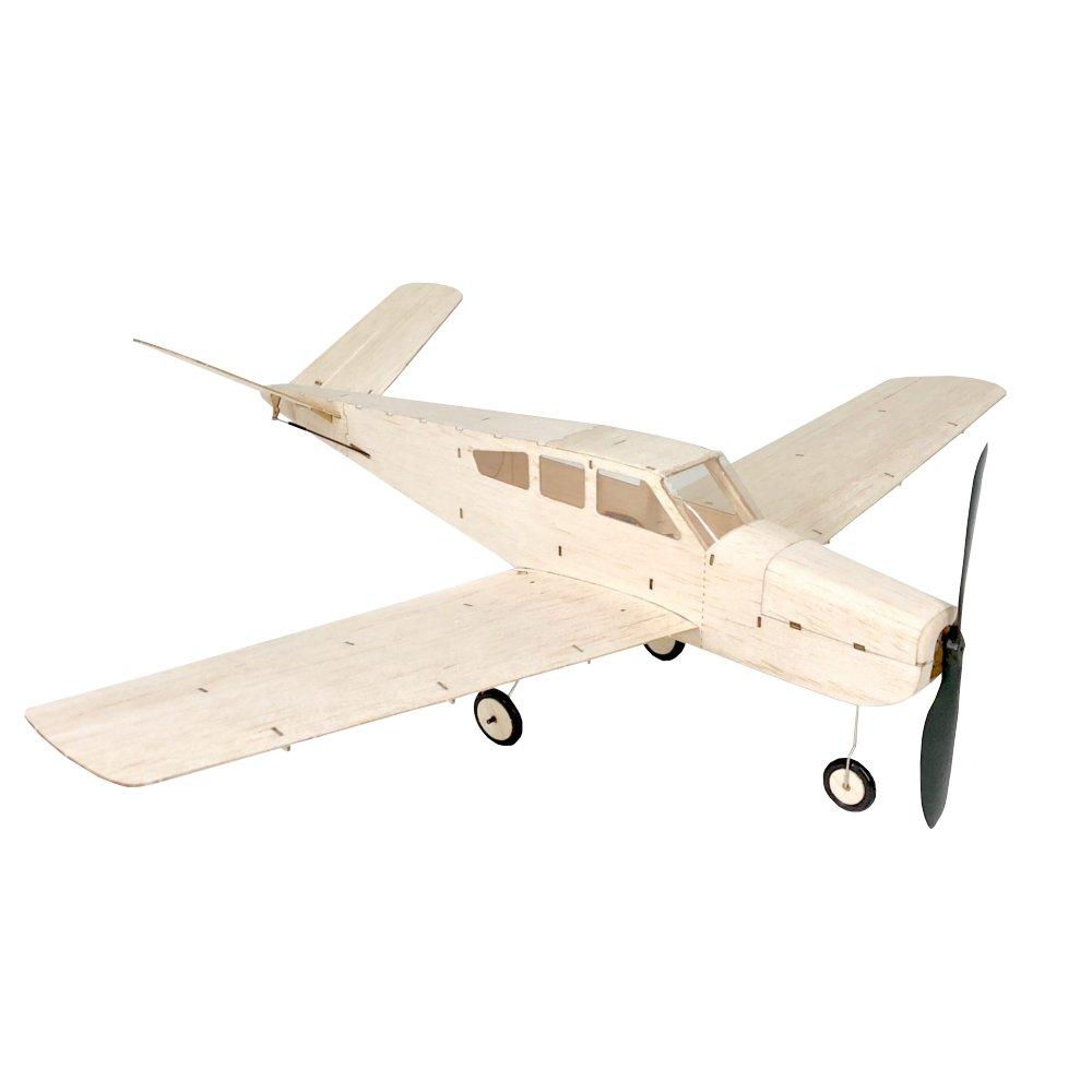 MinimumRC Beech V35 460mm Wingspan Balsa Wood Laser Cut RC Airplane KIT