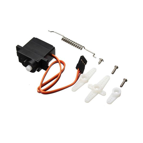 HG P401/P402/P601 RC Car Parts Servo Upgrades Kits P10030