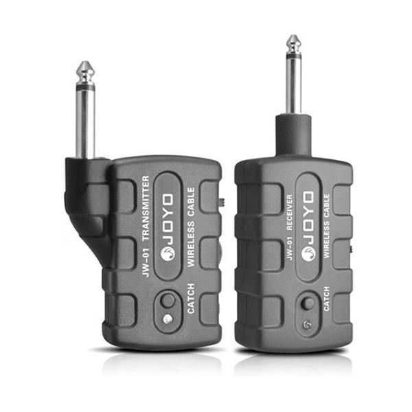 JOYO JW-01 Rechargeable Wireless Audio Transmission Digital Transmitter Receiver