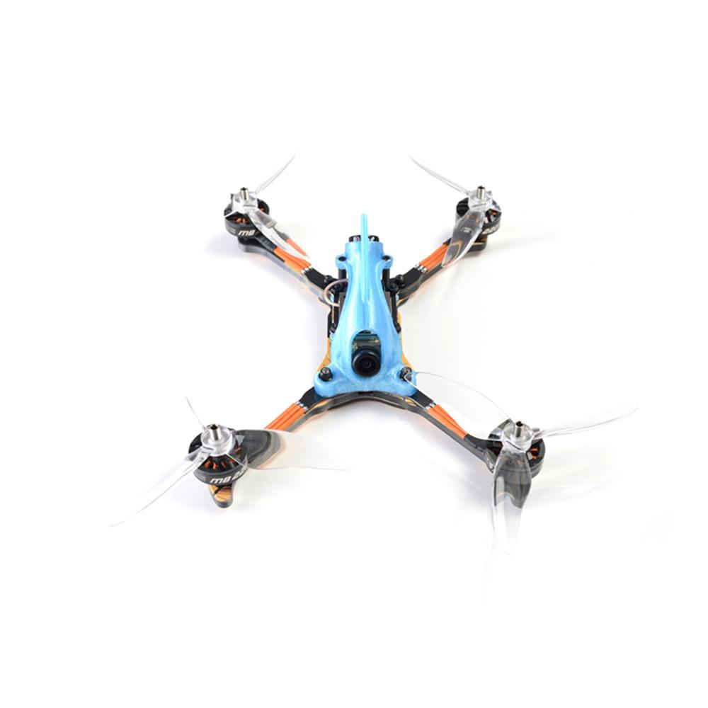 Diatone 2019 GTR548 5 Inch 4S PNF 230mm FPV Racing Drone PNP w/ F4 OSD 40A TBS VTX Foxeer Predator V3 Camera