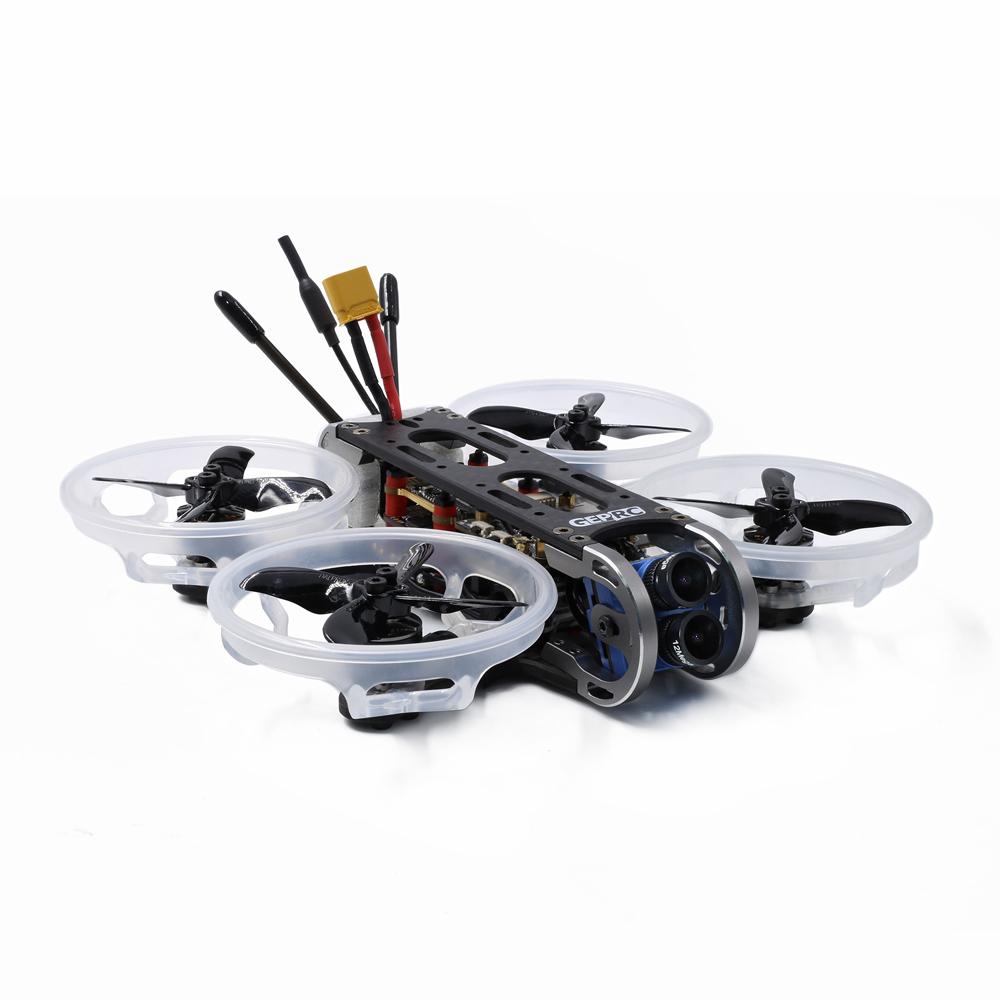GEPRC CinePro 4K HD 3-4S FPV Racing Drone Basic Version PNP/BNF F405 FC Caddx Tarsier 4K 30A ESC 5.8G 48CH 0~500mW VTX