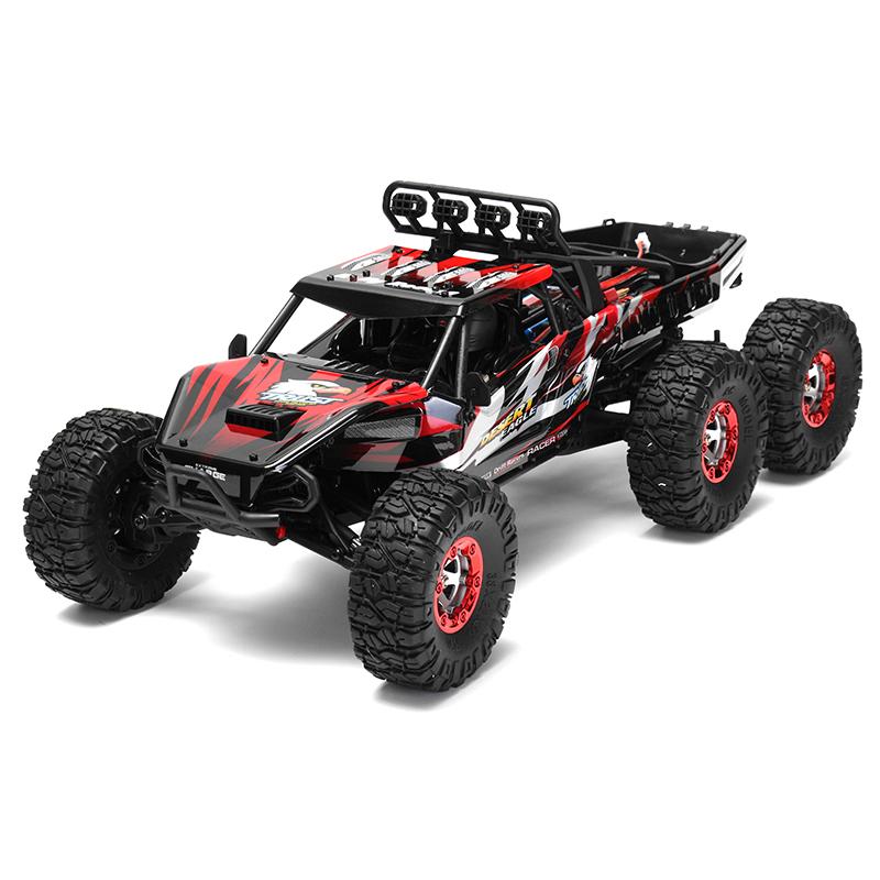FEIYUE FY06 1:12 2.4GHz 6WD 60KM/HRC Off Road Desert Truck - RTR