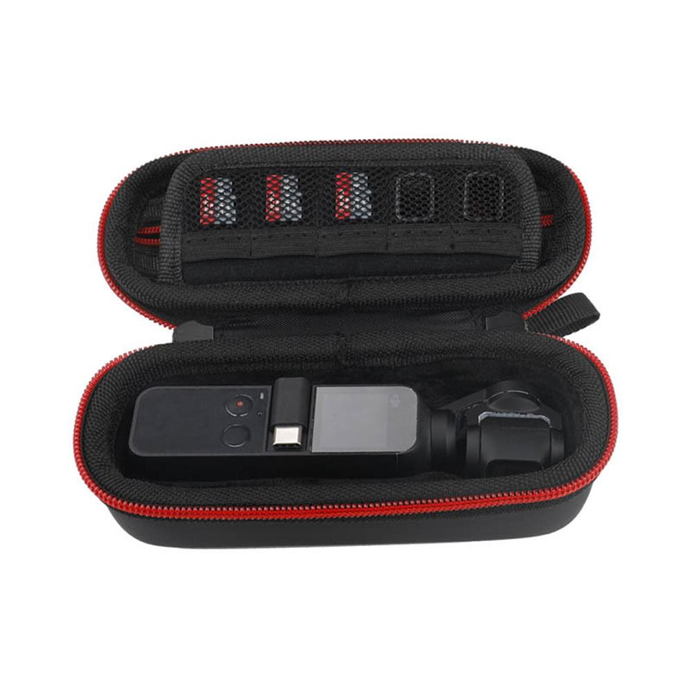 Multi-function Storage Bag Mini Carry Case Portable HandBag for DJI Osmo Pocket Handheld Gimbal Stabilizer