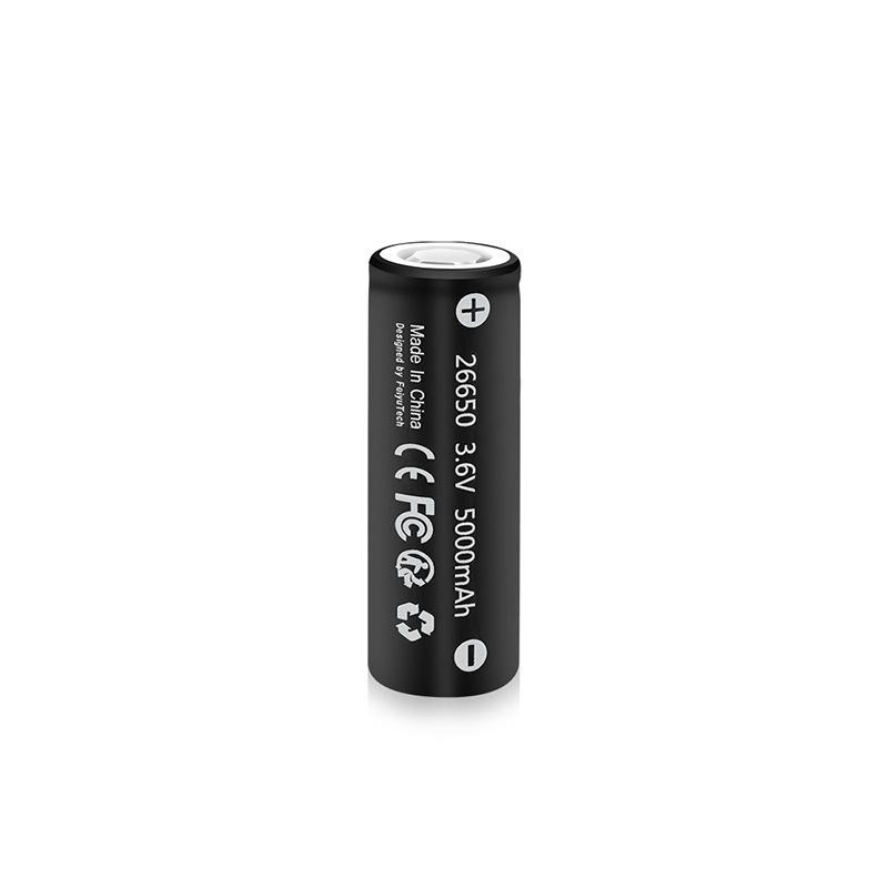 Feiyu Tech 26650 3.6V 5000mAh LiPo Battery Fit G6/G6PLUS/SPG2 Handheld Gimbal