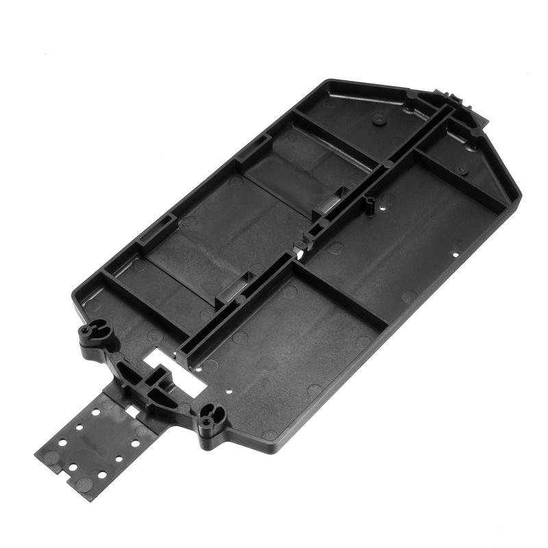 JLB Racing EA1047 Plastic Chassis For 1/10 CHEETAH 21101 11101 RC Car Part