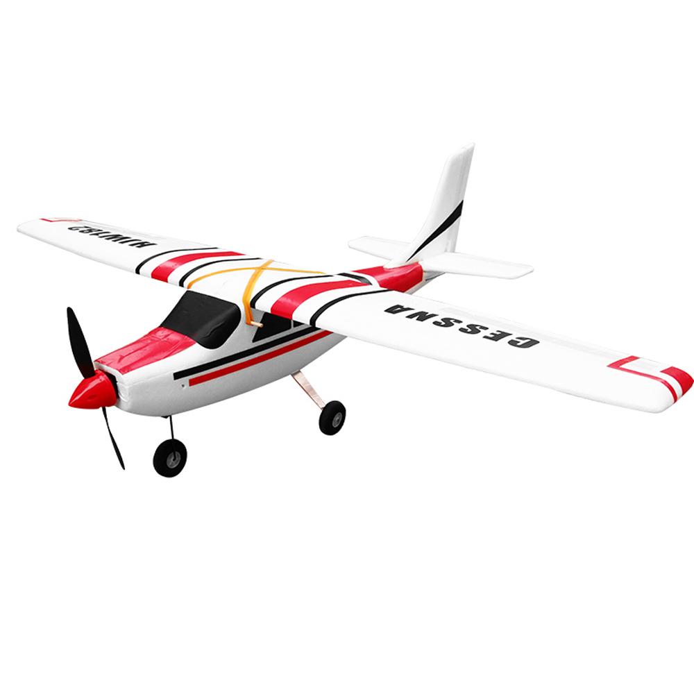 Cessna HJW182 1200mm Wingspan EPO Trainer Beginner RC Airplane Kit