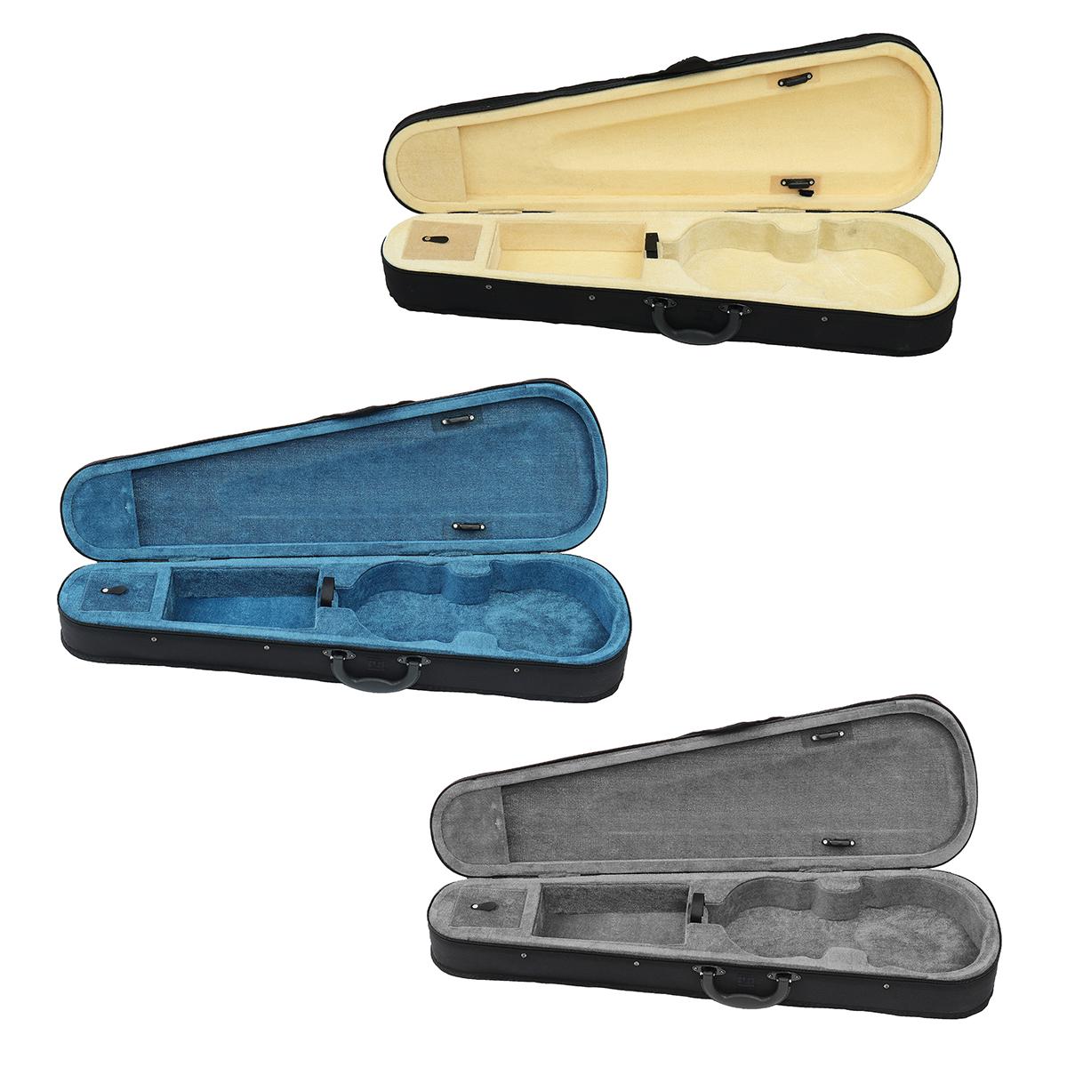 4/4 Violin Storage Case Waterproof Handheld Musical Instrument Backpack Box