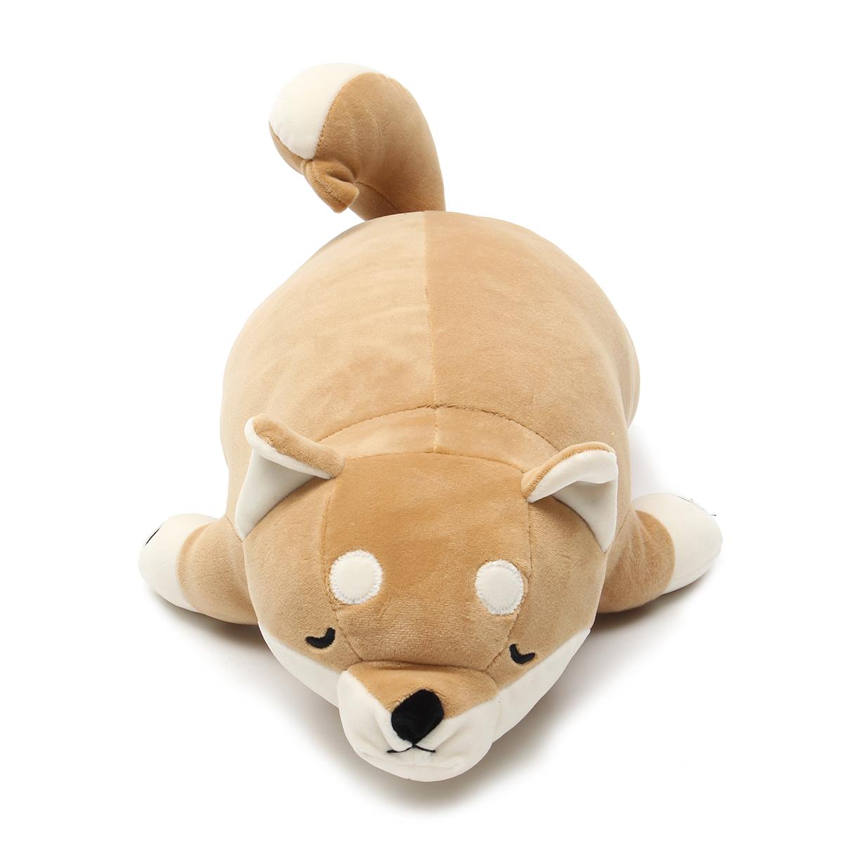 50cm Japanese Anime Shiba Inu Dog Stuffed Plush Toy Doll Soft Stuffed Animal Toy Cute Gift