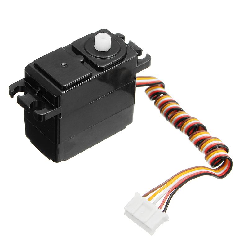 HBX 12891 1/12 5-wire Steel Ring Servo Plastic Gear 12030 RC Car Part