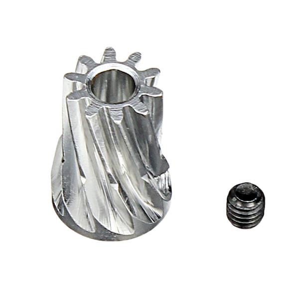 Tarot 450 Motor Helical Bevel Gear 10T 3.17mm TL45161