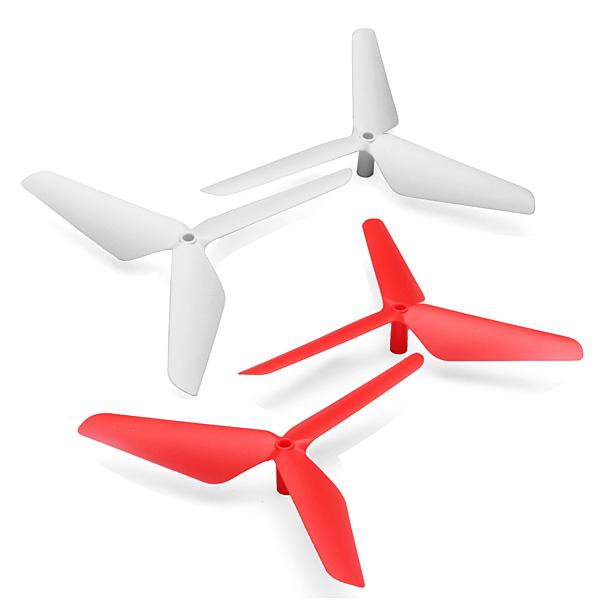 3 Blade Clover Propeller for Syma X5C JJRC H5C