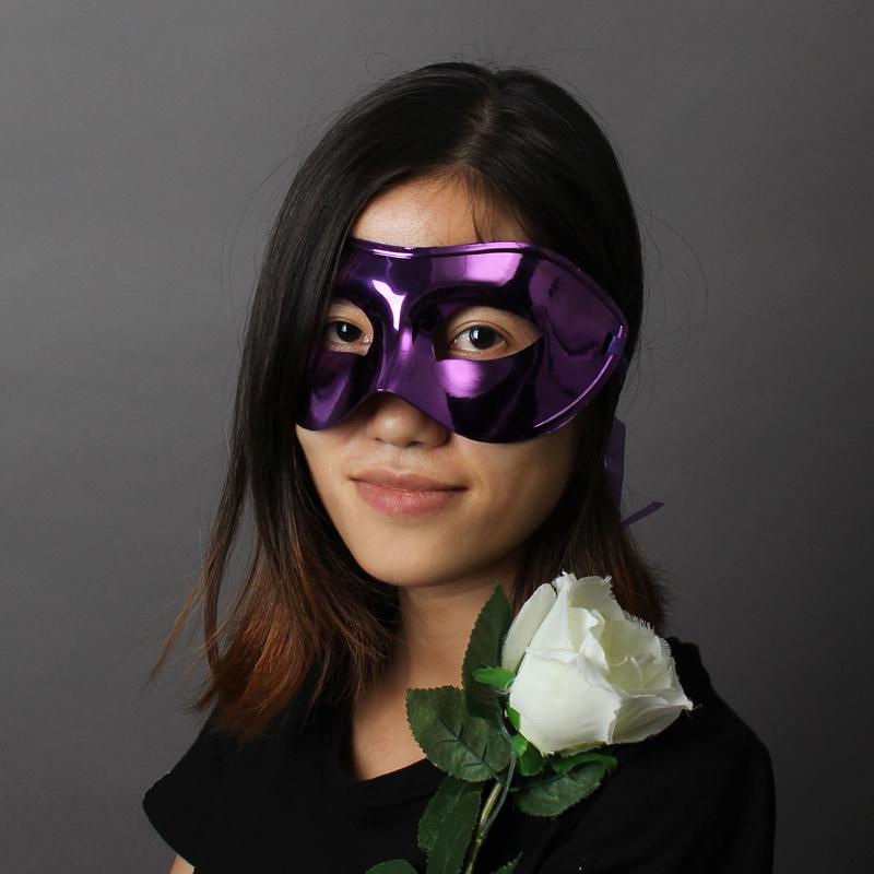 Masquerade Mask Gilded masks Halloween Carnival Party Mask