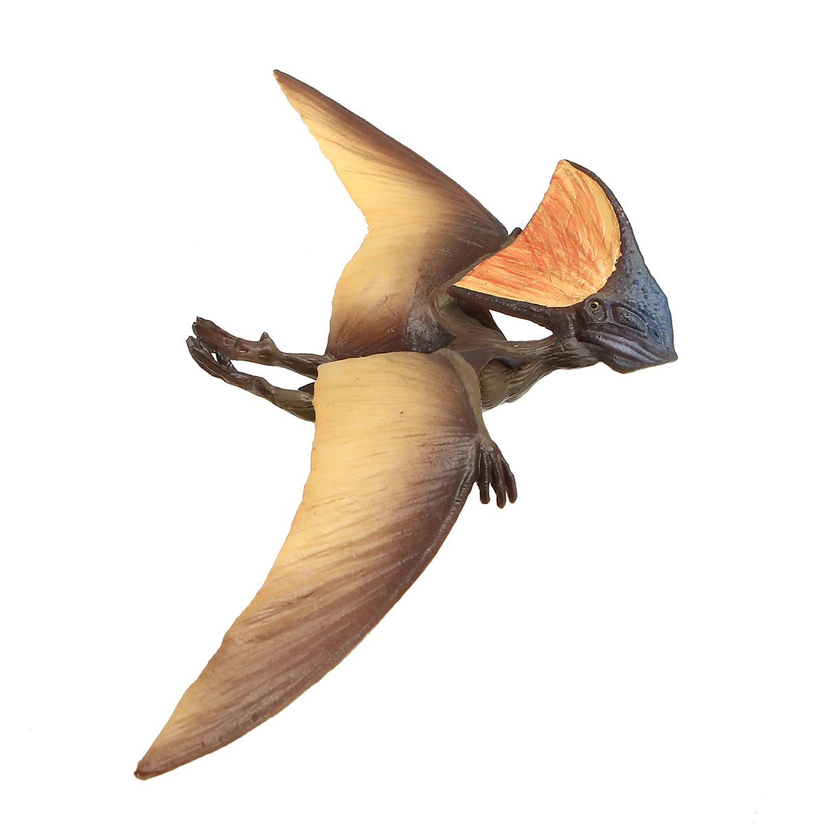 Action Figure Diecast Model Pterosauria Dinosaur Toy Best Gift for Boy Kids Children