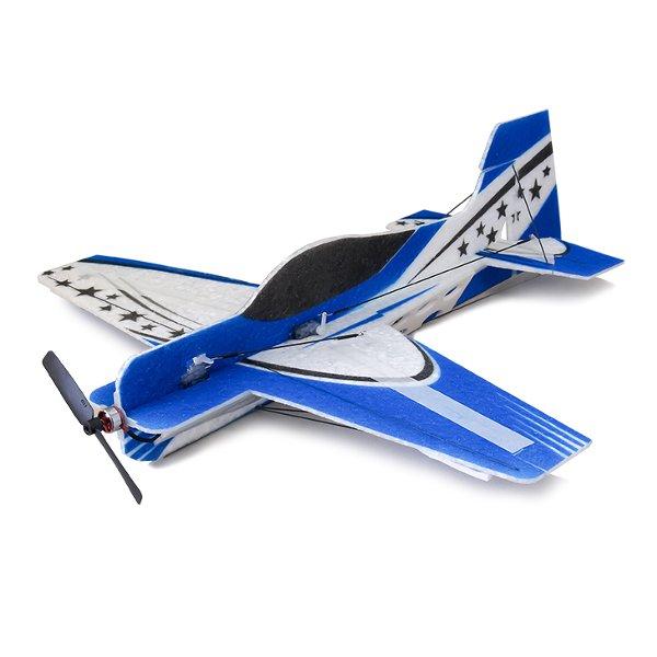 SAKURA 417mm Wingspan 3D Aerobatic EPP Micro RC Airplane KIT for Trainer Beginner