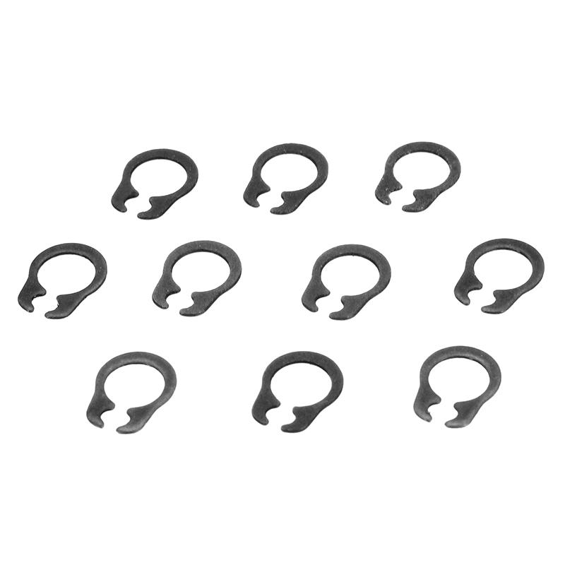10 PCS Racerstar 4mm U-Ring Circlip For BR2205S PRO / BR2305S / BR2306S Brushless Motor