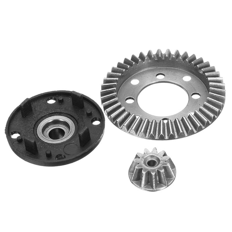 DHK 8381-105 41T Crown Gear 11T Pinion Gear 1/8 8381 8382 8384 RC Car Part
