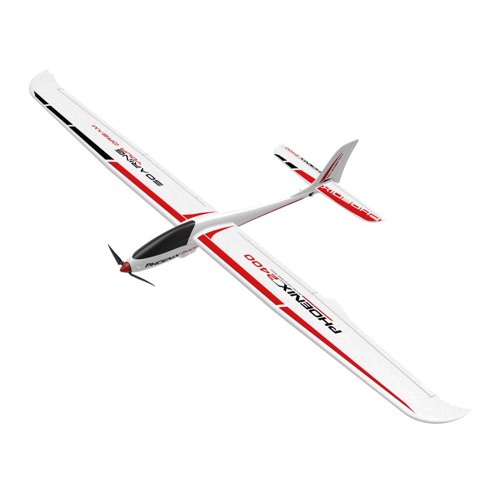 Volantex 759-3 Phoenix 2400 2400mm Wingspan EPO RC Glider Airplane PNP