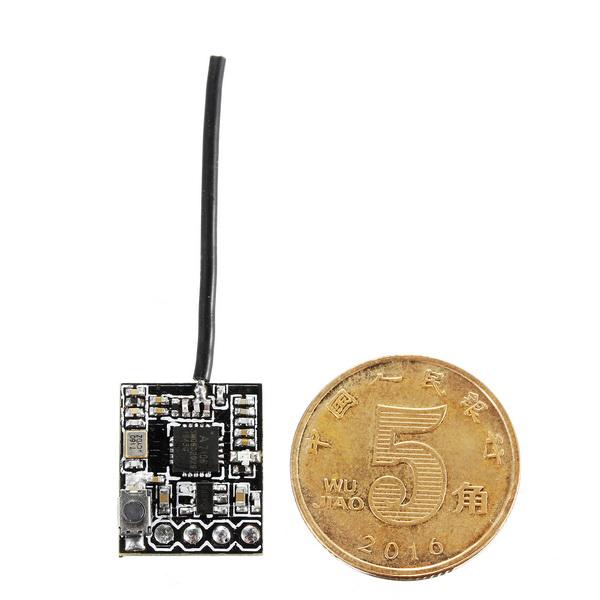 2.4G Compatible FS-RX2A Pro FPV Receiver for FS-I6 FS-I6X FS-I6S FS-TM8 FS-TM10 FS-I10 Transmitter