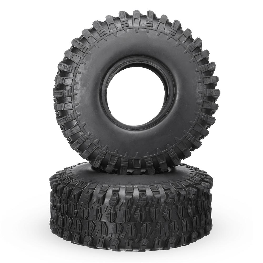 Cheap Car Tires >> 2pcs 1 9 Inch 120mm Diameter Crawler Rc Car Tires Tyre For 1