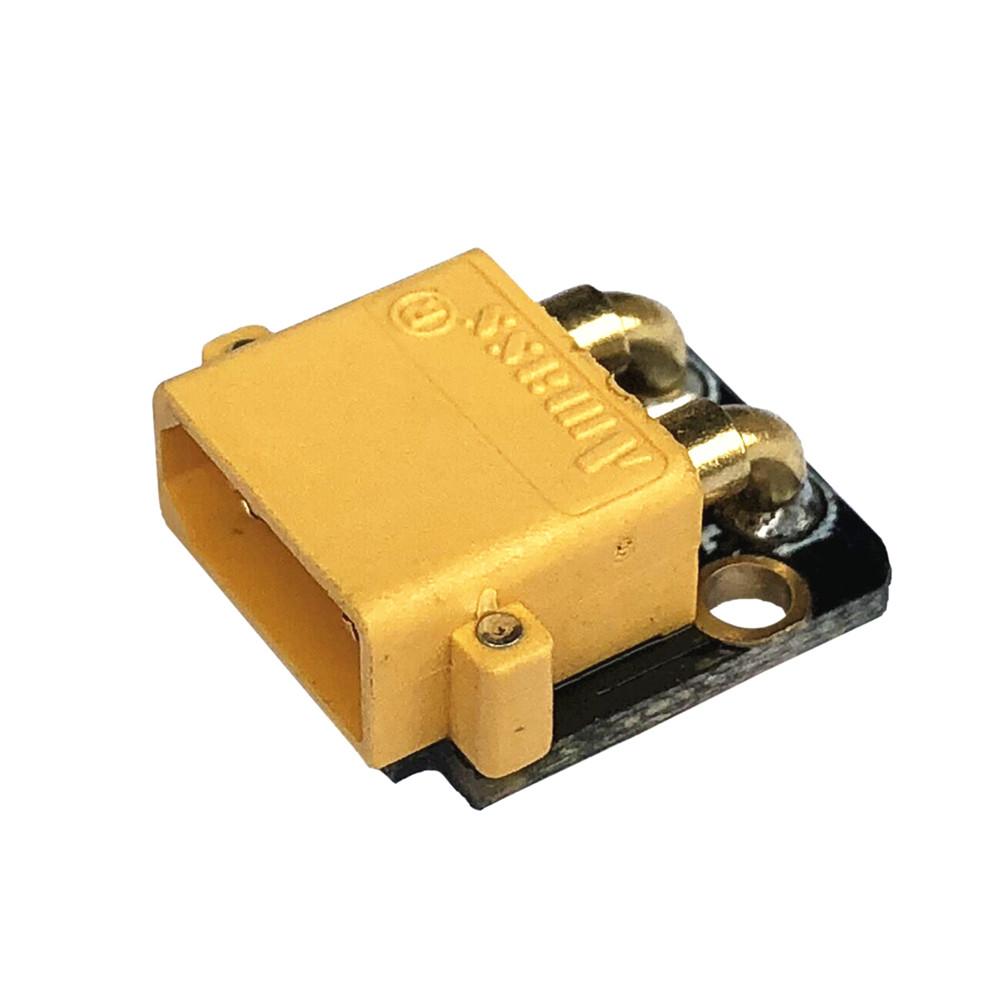 2.3g Full Speed FSD-XT30 60A Amass XT30 2-6S Current Sensor Module for RC Drone FPV Racing